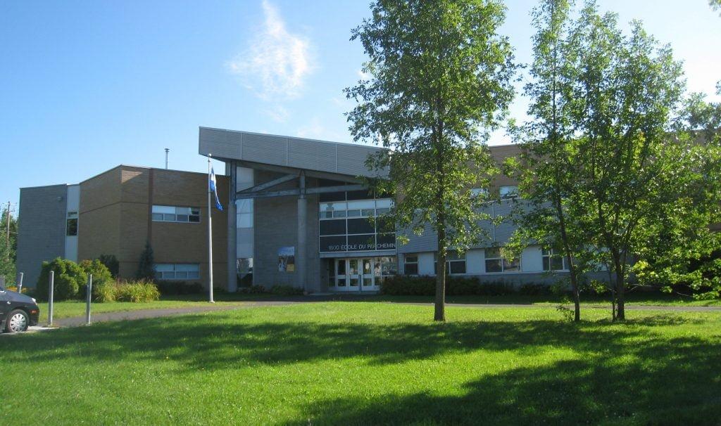 École primaire du Parchemin